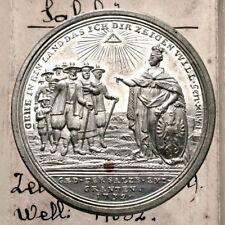 LANZ RDR Preußen Salzburg Emigration 1732 Friedrich Wilhelm I Rußland Gussew@378