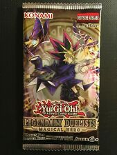 YUGIOH!! Legendary Duelists: Magical Hero Booster! LED6! NEU&OVP! DE!