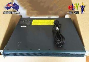 Cisco ASA5510-CSC10-K9 w/ CSC-SSM-10, 50 SSL, SEC+ & AnyConnect Mobile LICs, INV