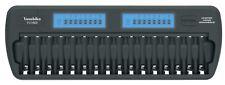 Youshik YC1600 Cargador De Batería 16 ranuras para AA Pilas Recargables NiMH AAA