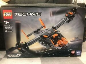 Lego Technic 42113 Bell Boeing V-22 Osprey New, Sealed, DISCONTINUED PRODUCT.