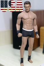 1/6 Captain America Chris Head PHICEN M33 Seamless Male Muscular Figure Set❶USA❶