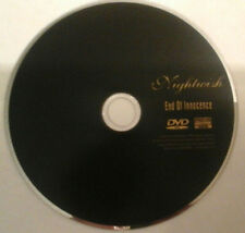 NIGHTWISH - END of INNOCENCE ( DVD, LIKE NEW but NO ORIGINAL BOX, PAL System )