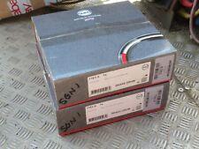 2x classic vw beetle rear brake drum 7161-S, 1302 1303 1500 1600 (1954-1986)
