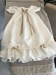 Baby Girl Christening Gown.0-3 Months