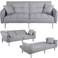 Convertible Sleeper Sofa Bed Sectional Futon Couch Daybed Pull Out Bed Mattress