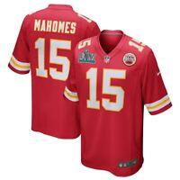 New Nike Patrick Mahomes Kansas City Chiefs Super Bowl LIV Champions Game Jersey