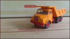 Fahrzeugmarke MAN Auto-& Verkehrsmodelle mit Muldenkipper-Fahrzeugtyp aus Kunststoff