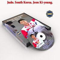 Judo DVD. Corea del Sud. Jeon Ki-young.