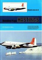 Warpaint Series No.62 Handley Page Hastings By Alan W.Hall #WPT062