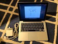 "Apple MacBook Pro Pre-Retina 13"" i5 2.3Ghz 8GB RAM 256GB SSD High Sierra"