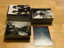 The Beatles Collection The River Group Complete 220 Trading Card Set very rare