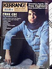 Kerrang 2001 - Foo Fighters