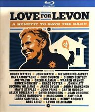 Love for Levon: A Benefit to Save the Barn [2 Blu-Ray 2 cds] [Digipak] NEW