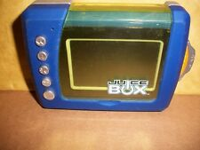 JUICE BOX & VIDEO CHIP  WATCH & LISTEN REALLY COOL 2004