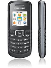 Original Samsung GT E 1080 W schwarz black OHNE SIM Lock einfach günstig NEU!