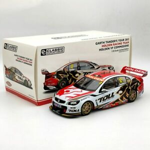 Classic Carlectables 1:18 Garth Tander's 2013 Toll Holden VF Commodore #2 18534