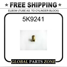 5K9241 - ELBOW (TUBE AS. TO CYLINDER BLOCK)  for Caterpillar (CAT)