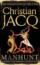 Manhunt by Christian Jacq (Paperback, 2008)