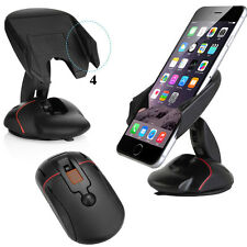 Portable In Car Dashboard Cell Mobile Phone GPS Mount Holder for Security Drive