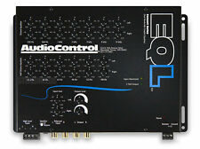 New Audiocontrol EQL 2 Channel Pre Amp EQ 13 Band Equalizer With Level Matching
