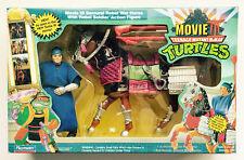 Teenage Mutant Ninja Turtles TMNT Movie III Samurai Rebel Warhorse Playmates