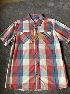 Mens Shirt By Weird Fish Size Small New With Tags