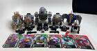 Power of the Primes Dinobots Collection- Grimlock Slug Snarl Swoop Sludge Slash