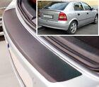 OPEL / Opel Astra Mk4 Hatchback - estilo Carbono Parachoques trasero PROTECTOR