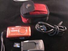 Olympus Stylus  500  Digital Camera