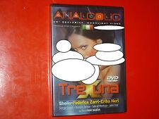 "DVD NEW SEALED""TRE X UNA""SHEILA-FEDERICA ZARRI-ERIKA NERI-REMIGIO ZAMPA-LANG.ITA"