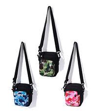 A BATHING APE Goods Men's ABC CAMO MINI SHOULDER Bag Pouch 3colors New