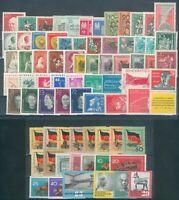 DDR,Jahrgang 1959, Michel 65€, pracht