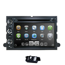 For Ford F Series F-150 Pickup Car GPS Navi CD DVD Player Stereo AM FM RDS Radio