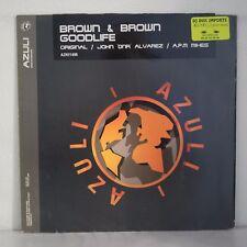 "Brown & Brown – Goodlife (Vinyl, 12"", Maxi 33 Tours)"