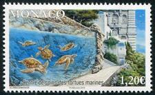 Sea Turtles Care Center mnh stamp 2018 Monaco