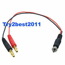 Glow Plug Charger Lead Wire Harness Banana Plugs RC Helicoptor Car Boat Plane