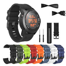 Silicone Wristband Watch Band Bracelet Strap for Garmin Fenix / Fenix 2
