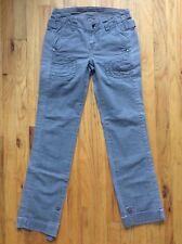G Star Raw Denim - Women's Cotton Twill Track Pant - Size 26 x 32
