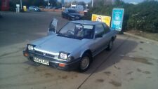 Honda Prelude 2nd generation 1.8 Ex Automatic 1985 . Last three on the road !!!