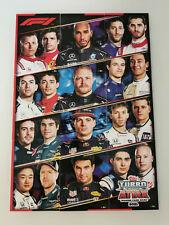 F1 Turbo Attax 2021 Trading Card Game Sammel Karten Aussuchen Topps Chose
