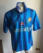 Maglia calcio team pepsi generation next football shirt camisa jersey vintage