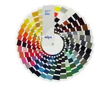 Farbkarte RAL mit Tagesleuchtfarben RAL Farbtonfächer Farbfächer Farbtonkarte