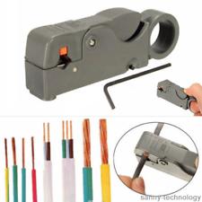 Cable Automático Pelacables Alicates Alambre Stripper Herramientas Doble Cuchillas despojado ST551