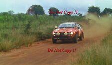 Sandro Munari Alfa Romeo Alfetta GTV6 Safari Rally 1983 Photograph 1