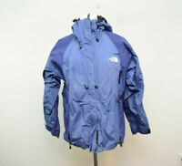The North Face Summit Series Gore-Tex XCR Blue Light Jacket Small Womens Zip