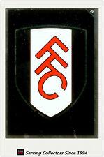 2010-11 Topps Match Attax English Premier Soccer Club Logo R9 Fulham