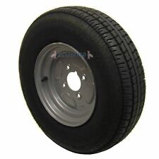 "Trailer Wheel and Tyre 145 x 10"" 4ply 4""pcd"