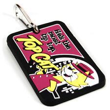 Top cat luggage tag-licence officielle-bagages valise vacances étiquette de voyage