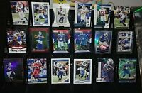 Bills RC rookie jersey Prizm Disco refractor lot Reggie Ragland Lesean Mccoy ++